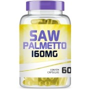 Saw Palmetto 160mg com 60 cápsulas