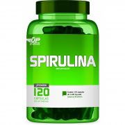 Spirulina 1100mg com 120 cápsulas Up Sports Nutrition