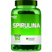 Spirulina 1100mg com 60 cápsulas Up Sports Nutrition
