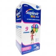 Suplevit Kids ABCD 9 Vitaminas 240mL Sabor Tutti-Frutti EMS