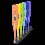 Termômetro Digital Techline Colorido - TS-101