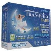 Tranquily Tabs Triptofano 860mg Mio-Inositol c/ 30 IDN Labs
