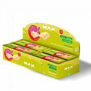 Uau Protein Bar Max Titanium 12un 45g Torta De Limao