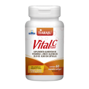Vital C Fort 750mg com 60 cápsulas softgel