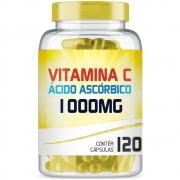 Vitamina C Ácido Ascórbico 1000mg por cápsula 120 cápsulas