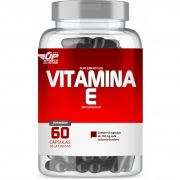 Vitamina E 250mg com 60 cápsulas Up Sports Nutrition