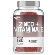 Zinco com Vitamina E 250mg com 120 cápsulas Up Sports Nutrition