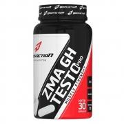 ZMA GH Testo Pro Força Muscular com 30 cápsulas Body Action