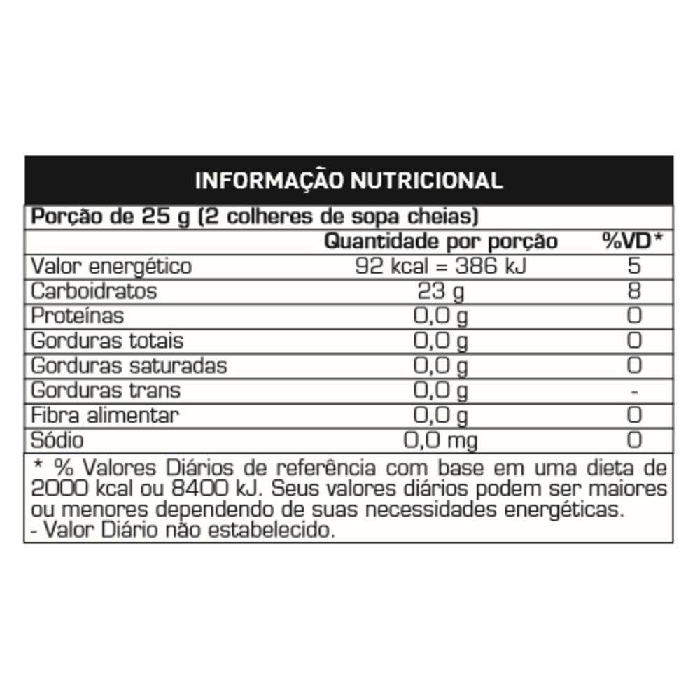 3x Dextrose Carboidrato em pó 1kg Max Titanium