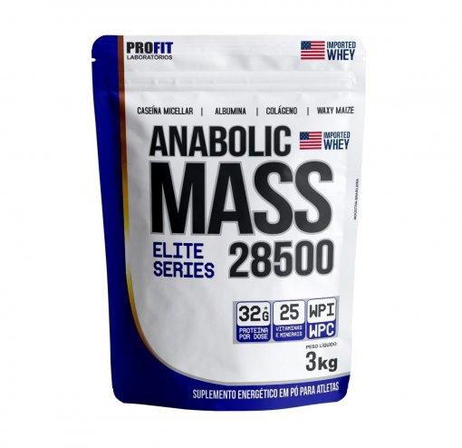 Anabolic Mass 28500 3kg Baunilha Profit