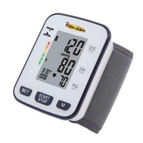 Aparelho de Pressão Digital de Pulso Premium BSP-21