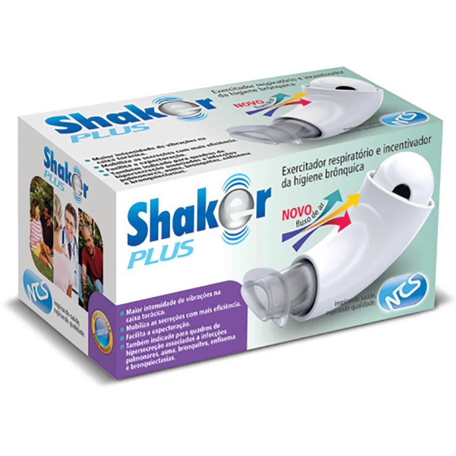 Aparelho Para Fisioterapia Respiratória NCS Shaker Plus
