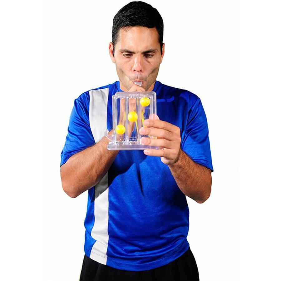 Aparelho para Fisioterapia Respiratória Respiron Athletic 2