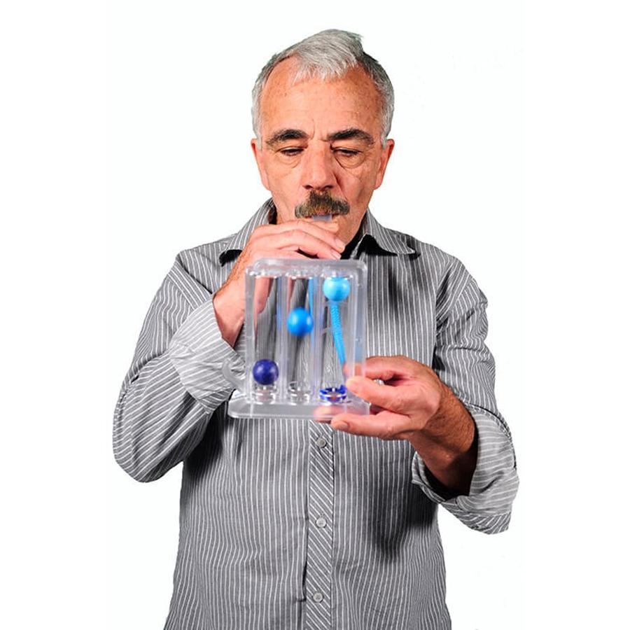 Aparelho para Fisioterapia Respiratória Respiron Classic