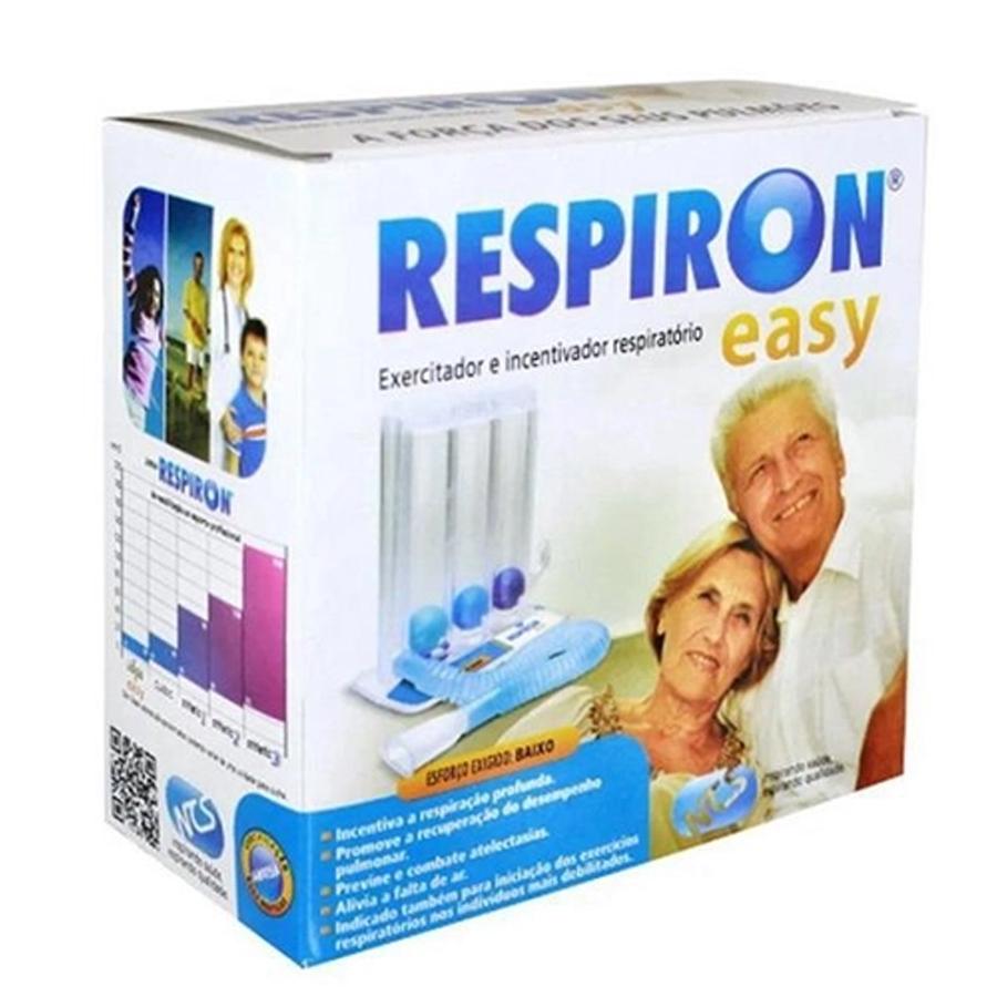 Aparelho para Fisioterapia Respiratória Respiron Easy Baixo