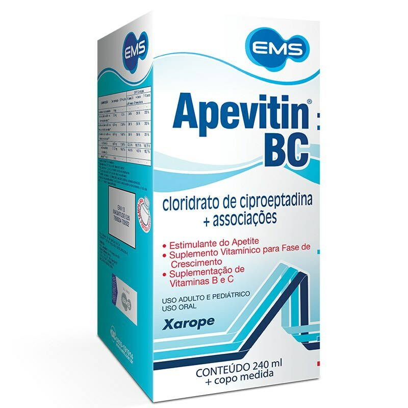 Apevitin BC Xarope 240mL