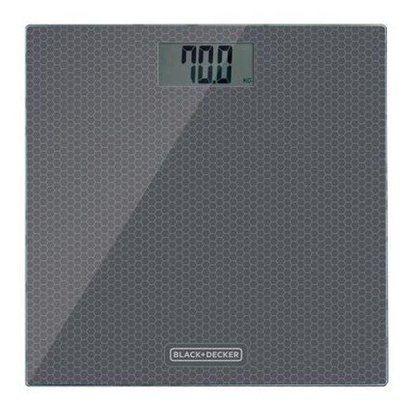 Balança de Banheiro Black Decker BK40-BR até 180kg