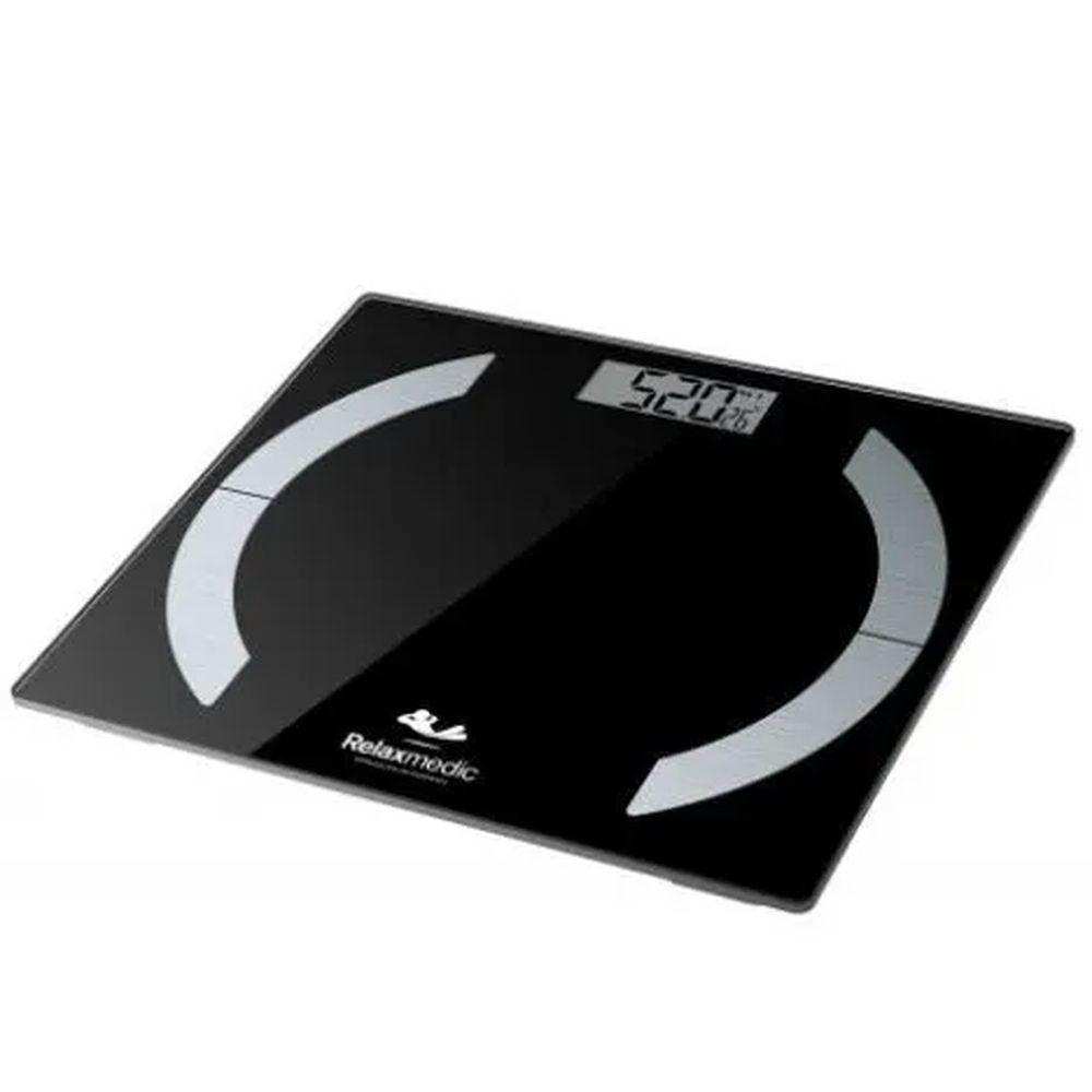 Balança Digital de Peso Corporal Relaxmedic Elegance APP