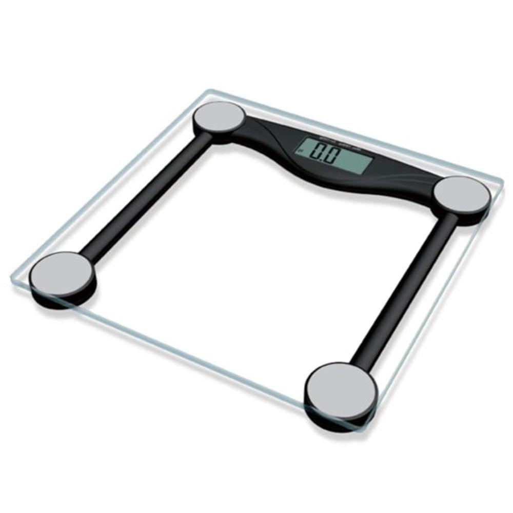 Balança Digital De Vidro Body Fit - Até 180kg - Relaxmedic