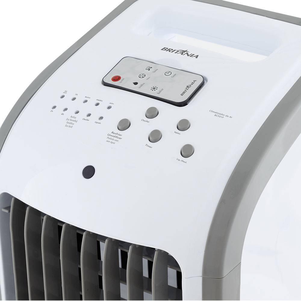 Climatizador Britania Frio Ventila Umidifica Resfria - BCL01F 127V