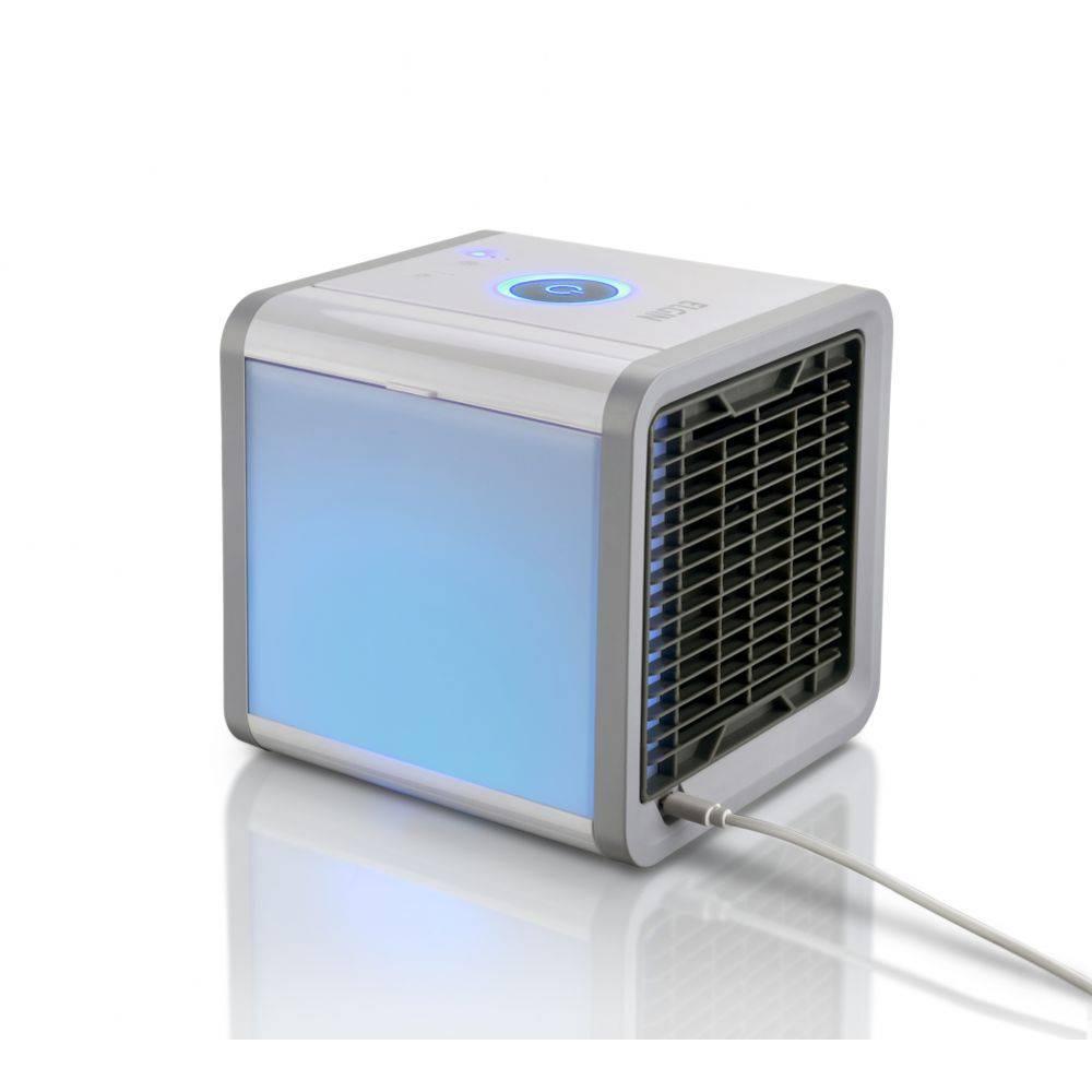 Climatizador De Ar Pessoal Led Rgb Magic Air Elgin Usb 750ml