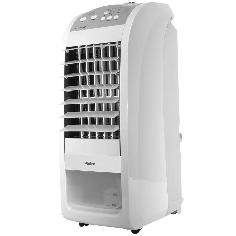 Climatizador de Ar Philco PCL1F, 3 Vel, 4.5 Litros, Branco - 110V