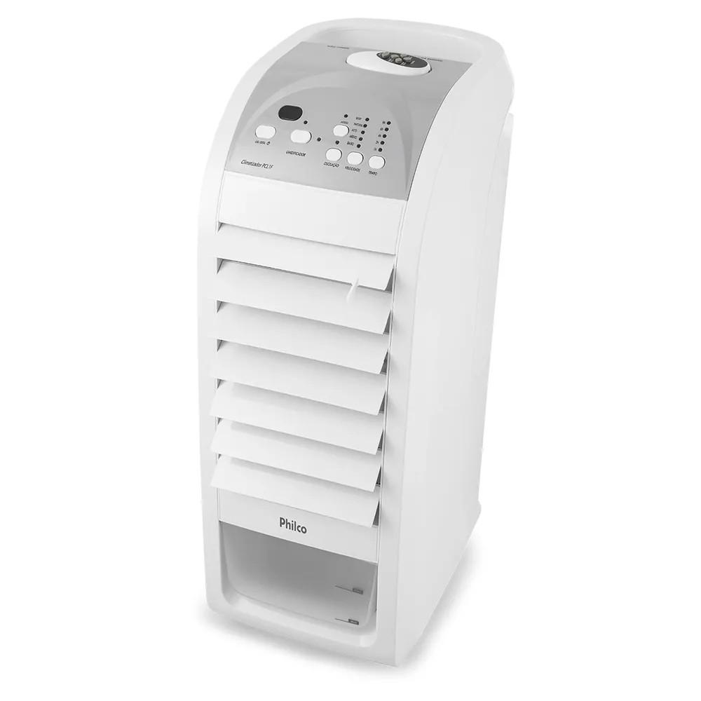 Climatizador de Ar Philco PCL1F 3Vel 4,5 Litros Branco 220V