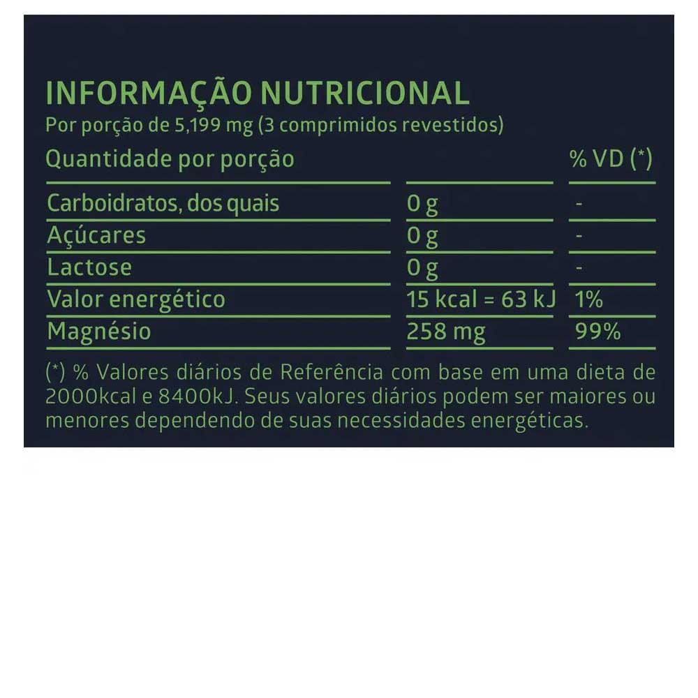 Cloreto de Magnésio P.A. 260mg com 60 comprimidos Litee