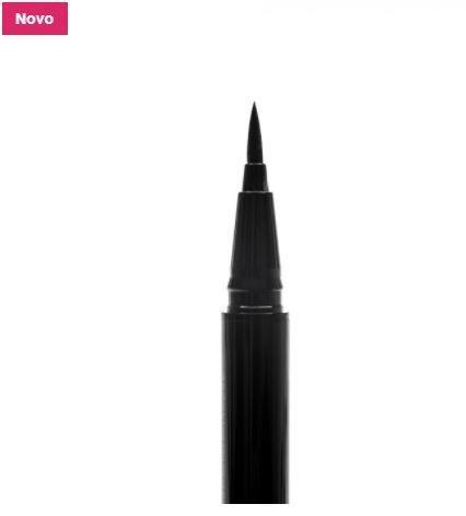 Cola De Cilios Easy Pen Kiss Ny I-Envy Cor Preto 0,7mL 12hr