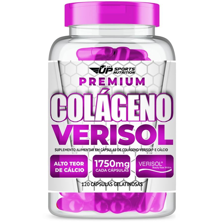 Colágeno Verisol 1750mg c/ 120 cápsulas Up Sports Nutrition