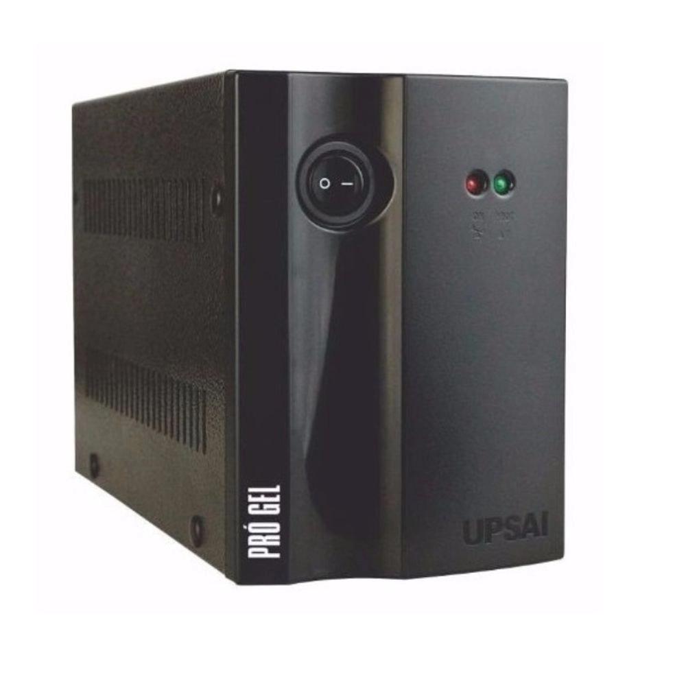 Estabilizador de Tensão Upsai Pro Gel 1500va 1050w 110v