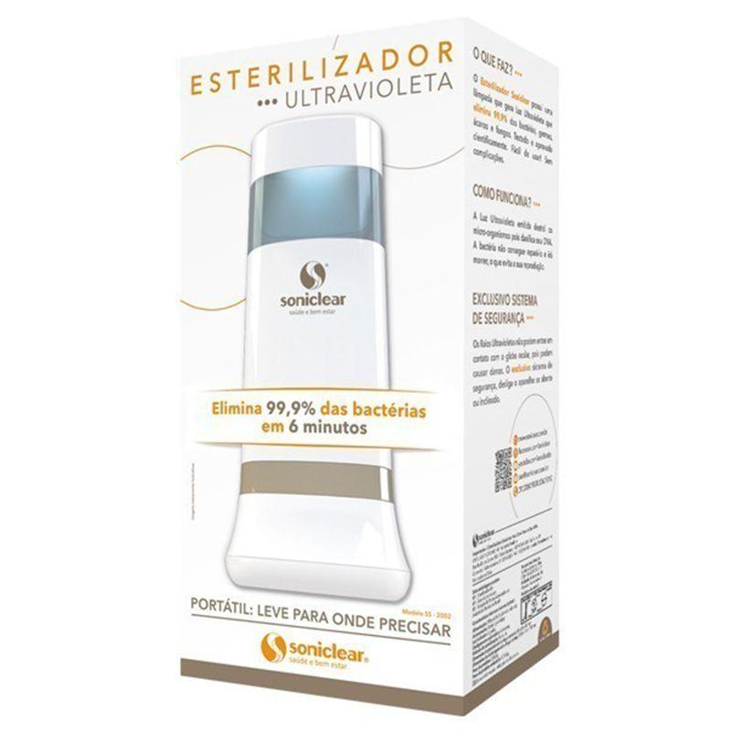 Esterilizador Ultravioleta Soniclear - SS-2002
