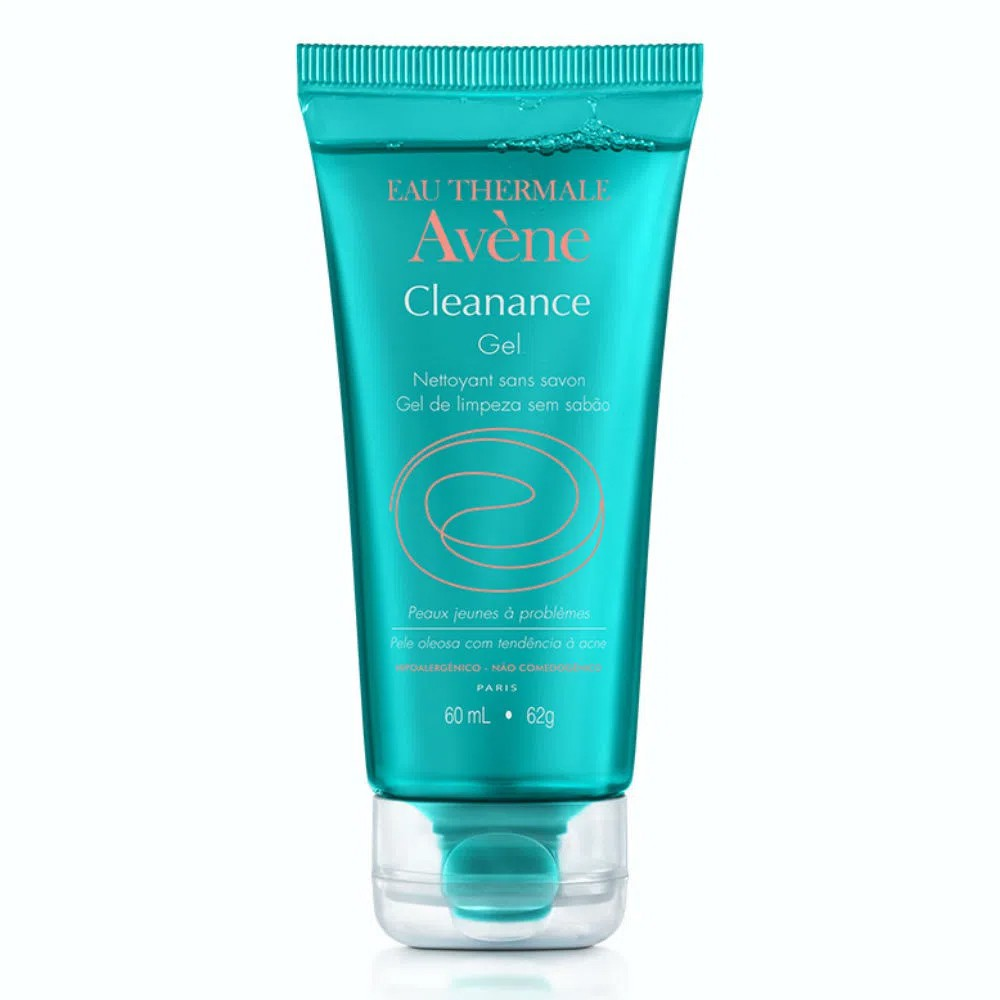 Gel de Limpeza Avène Cleanance 60ml