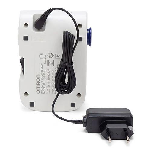 Inalador Nebulizador Compressor Omron NE-C803 - Bivolt