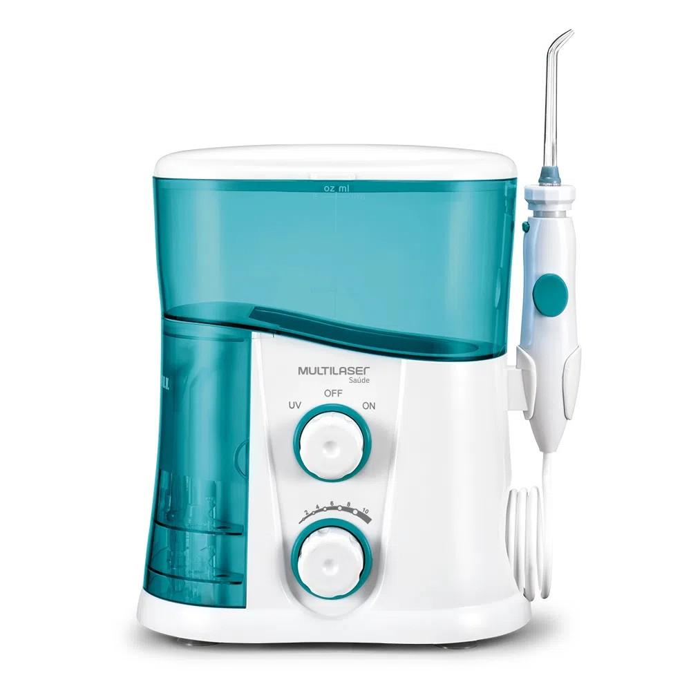 Irrigador Oral Clearpik Profissional 1Litro Multilaser