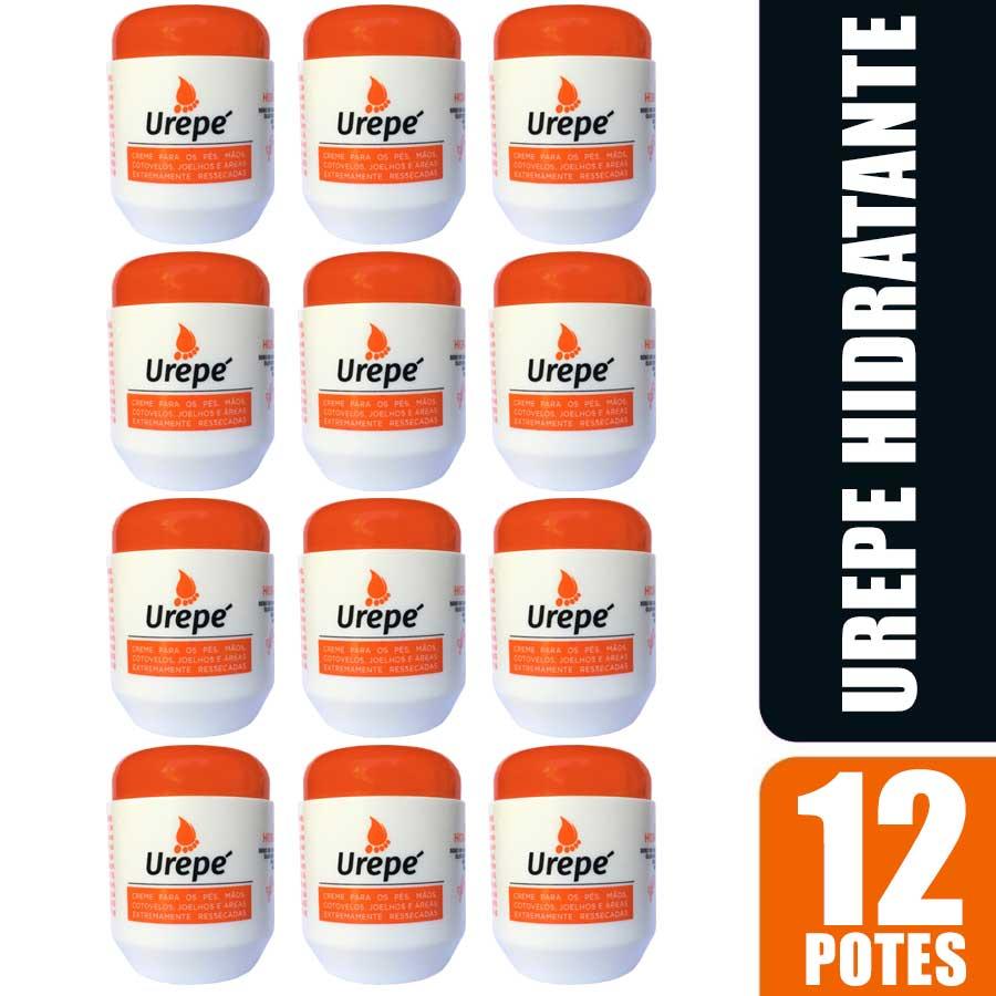 Kit 12 Urepe Creme Hidratante ÁREAS EXTREMAMENTE RESSECADAS