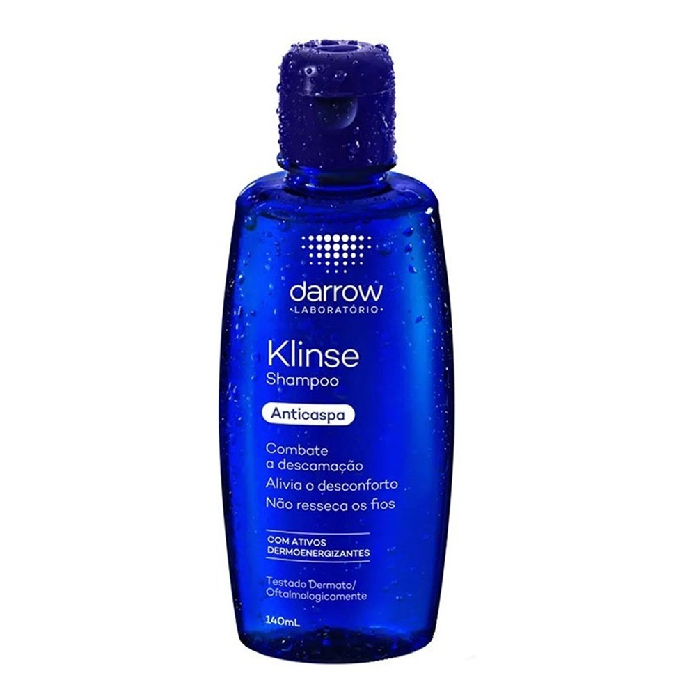 Klinse Darrow Shampoo Anticaspa 140mL