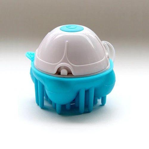Massageador Para Banho À Prova D'água Mini Bath Massage Relaxmedic Com Esponja Esfoliante