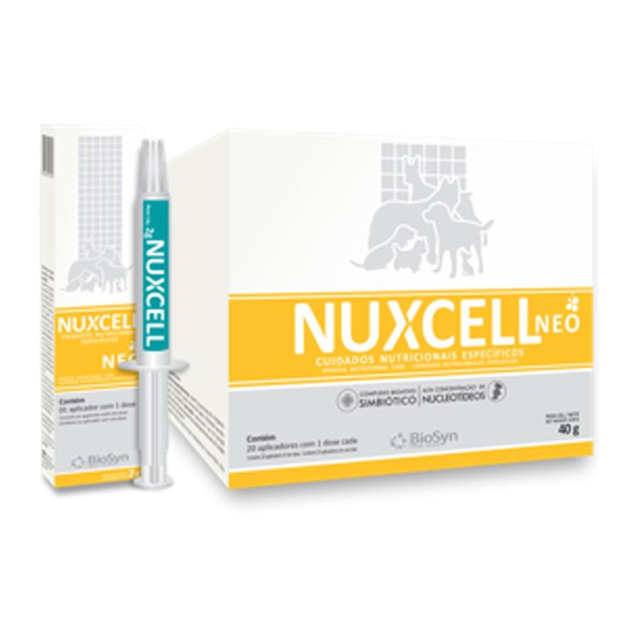 Nuxcell NEO Ampola 2g Suplemento Vitamínico BioSyn