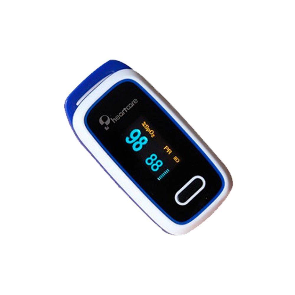 Oxímetro de Pulso de Dedo Heartcare LOX100A