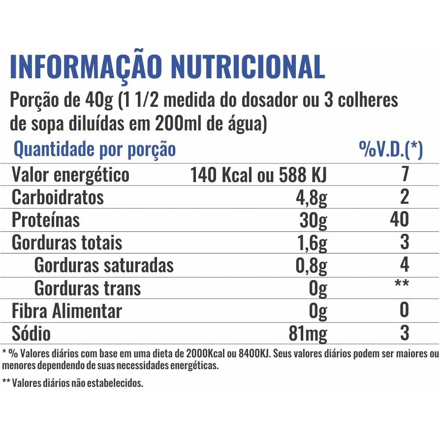 Pro Whey 3W 907g Sabor Chocolate Profit