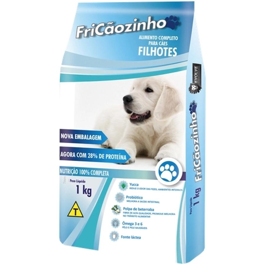 Ração para Filhote Fricaozinho 1kg 28% de Proteína