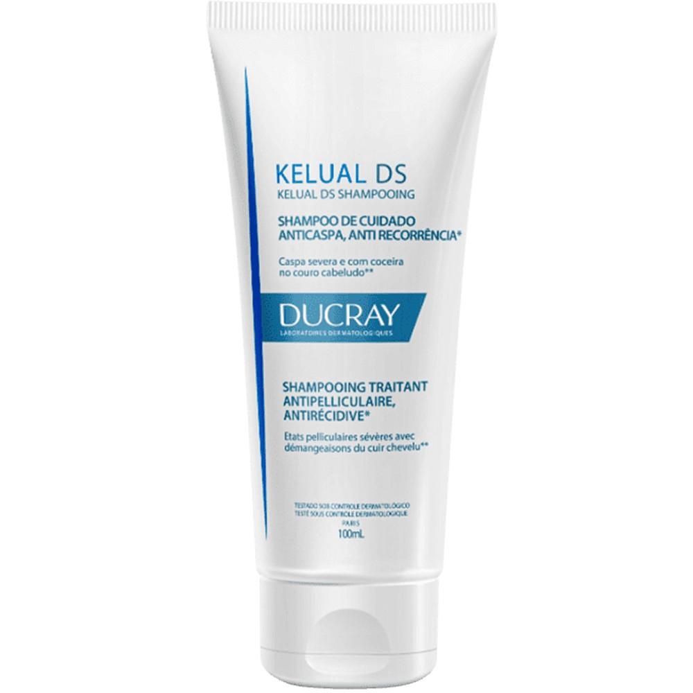 Shampoo Anticaspa Ducray Kelual DS 100mL