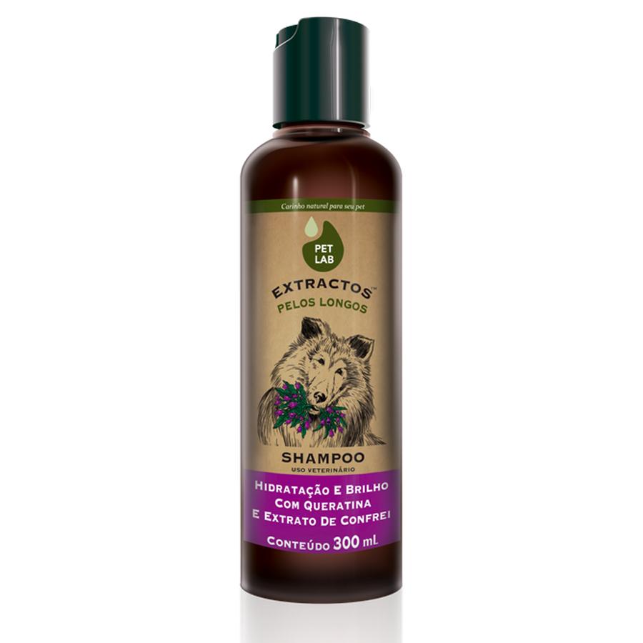 Shampoo Cães Filhotes 300mL Aveia PetLab Extractos