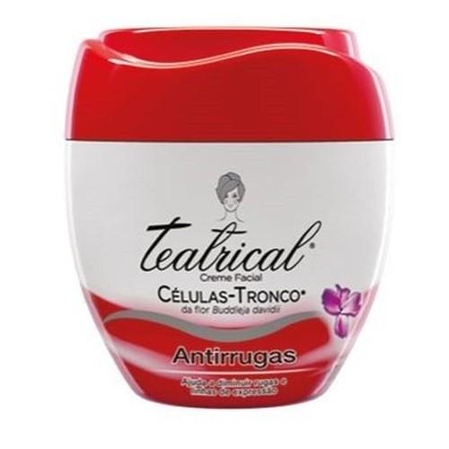 Teatrical Creme Facial Antirrugas 100g