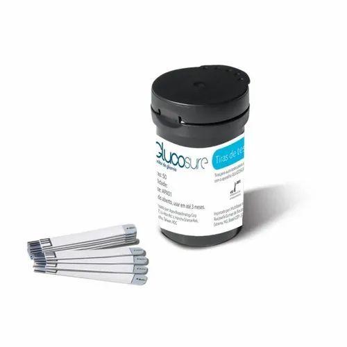Tiras Para Medidor De Glicose Com 25 Unidades Multilaser