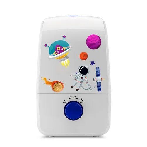 Umidificador e Aromatizador Ultrassônico Multikids Baby 3L Branca HC027