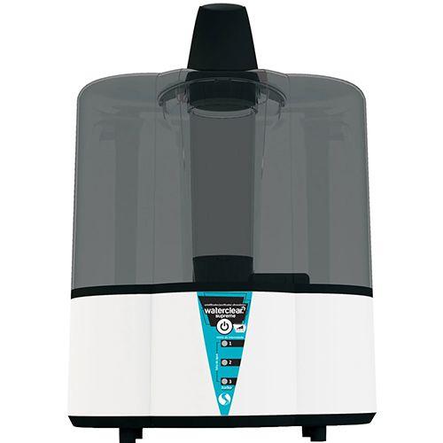 Umidificador e Purificador de Ar Ultrassônico Waterclear Supreme 5,8 Litros