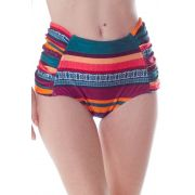 BIQUINI HOT PANTS DRAPEADO LATINA LA PLAYA
