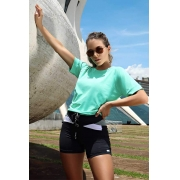CONJUNTO BLUSA LEDA + SHORTS TALITA TOP MODEL